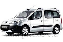 Стекло боковое переднее салона Peugeot Partner,Пежо Партнер 07-