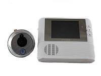 Дверной видеоглазок домофон 2.4 экран, 2ГБ, ночное