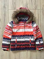Подростковая горнолыжная куртка Roxy JET SKI GIRL WPTSJ124 32 MOB PERU JACQ
