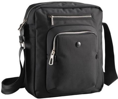 Мужская сумка на плечо Sumdex HPD-561BK черная