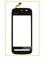 Сенсор (тачскрин) Nokia 5230 Black