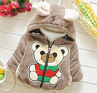 Курточка на осінь та весну для хлопчиків-немовлят