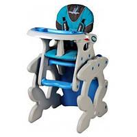 Стульчик для кормления Caretero  Primus - blue