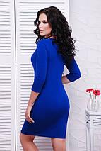 Женское облегающее трикотажное платье (Janinefup), фото 3