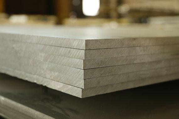 Алюминиевая плита 12 мм 7075 аналог В95
