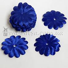 Заготовка для цветов ромашки, синий