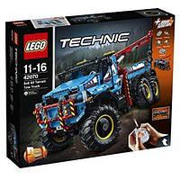 LEGO Technic Аварійний позашляховик 6х6 (42070)