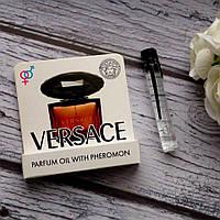 Духи Versace Crystal Noir 5 ml. с феромонами