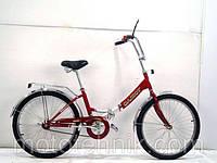 """Складной велосипед Салют 24""""2409"""