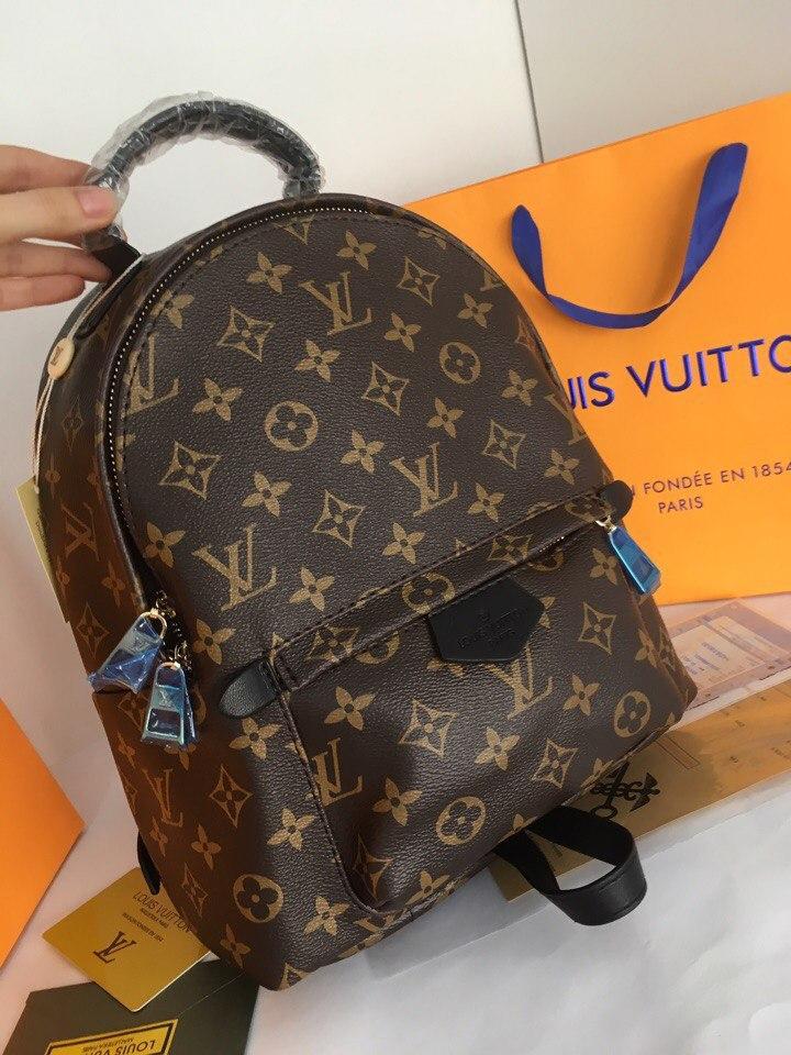 af382f06f121 Рюкзак Луи Витон Louis Vuitton Monogram средний: продажа, цена в ...