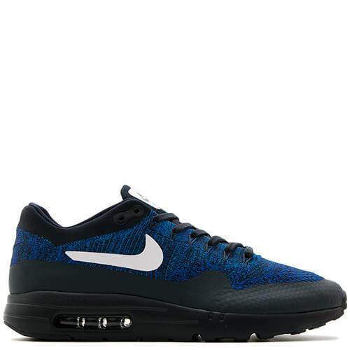 7032ffe6795b Кроссовки Nike Air Max 87 Ultra Flyknit Blue Black - Интернет магазин обуви  «im