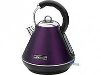Электрочайник Clatronic WKS 3625 violet 1,8л 2200 Вт, фото 1