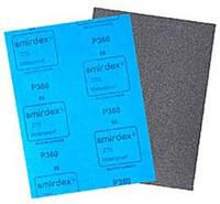 Бумага для мокрой шлифовки SMIRDEX. Лист 230х280. Зерно - 60