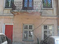 Здание центр города Одесса