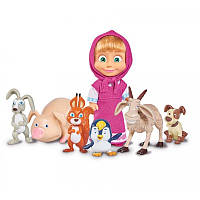Маша и ее друзья животных Simba 9301020