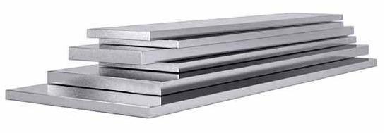 Алюминиевая плита 80 мм 7075 аналог В95
