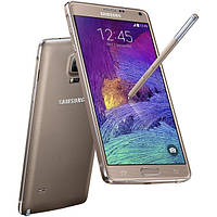 Смартфон Samsung N910F Galaxy Note 4 (Bronze Gold), фото 1