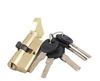 Цилиндр цинковый ZСК 90 (45*45) ключ/поворотник лаз.