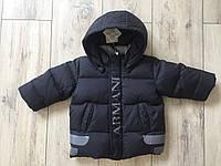 Детский пуховик Armani Baby JXK301-B5 ( Оригинал)