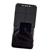 Оригинальный дисплей (модуль)+тачскрин (сенсор) Prestigio MultiPhone Grace Z5 5530   Grace Z3 3533 Duo черный