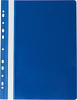 Скоросшиватель professional А4, с перфорацией, темно-синий bm.3331-03