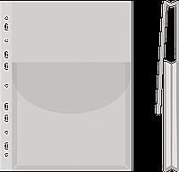 Файл для каталогов А4 глянцевый с клапаном, 170 микрон 1775001pl-00