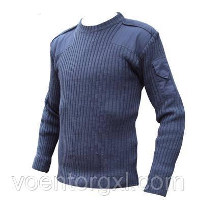 Шерстяной свитер Британского флота (british navy sweater wool)