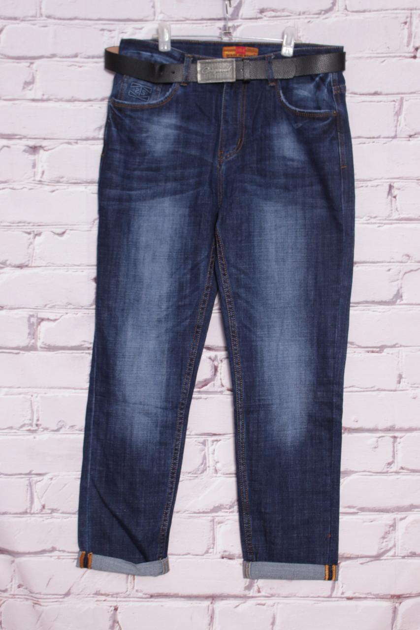 Жіночі джинси бойфренди великих розмірів ОК ( код ОК-9057-D)