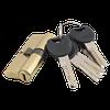 Цилиндр цинковый ZС 90 (45*45) ключ/ключ лаз.