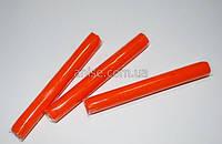 Полимерная глина Пластишка, №0107 оранжевый, 17 г