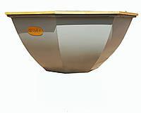 Чан для купания на дровах стальной (без топки)