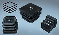 Вкладыш квадратный с внутренней резьбой WGKT 25 М10 т. ст. 1,0-1,25