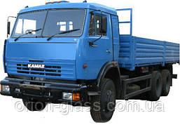 Лобовое стекло на КАМАЗ 5320