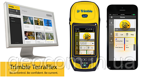 TerraFlex (BASE) - подписка / TerraFlex Advanced / inSphere Data Manager / inSphere Equipment Manager/ Locate