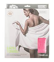 Полотенце для душа (розовое) Smart Microfiber|Оригинальная продукция из Швеции