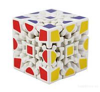 Кубик 3D на шестеренках