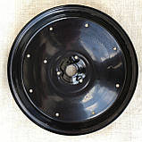 """Напівдиск колеса опорного 4,5"""" x 16"""" GD1048, фото 4"""