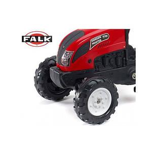 Детский трактор на педалях Falk 2058G GARDEN MASTER, фото 2