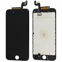 Дисплей iPhone 6S (4.7) айфон с тачскрином в сборе (цвет черный), копия высокого качества