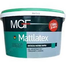 Краска в/э Дюфа Mattlatex MGF М100, 10 л