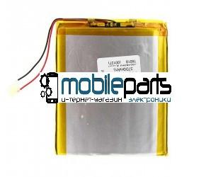 Оригинальный Универсальный Внутренний Аккумулятор АКБ 3567110P 110*57*3,5, 2 pin (Li-ion 3.7V 4000mAh)
