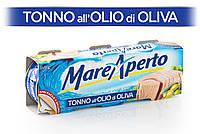 Тунец Mare Aperto 80 грам Тенец Маре Аперто из Италии в масле оптом