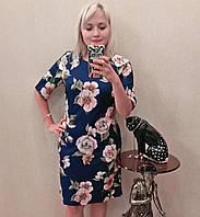 Платье Selta  499 размеры 50, 52, 54, 56