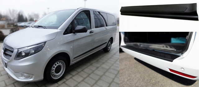 Door moldings Mercedes-Benz V-Class Vito / Viano W447 2014> F-52M