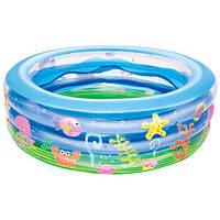 Надувной бассейн Bestway (51028) с ремнабором 152-51 см