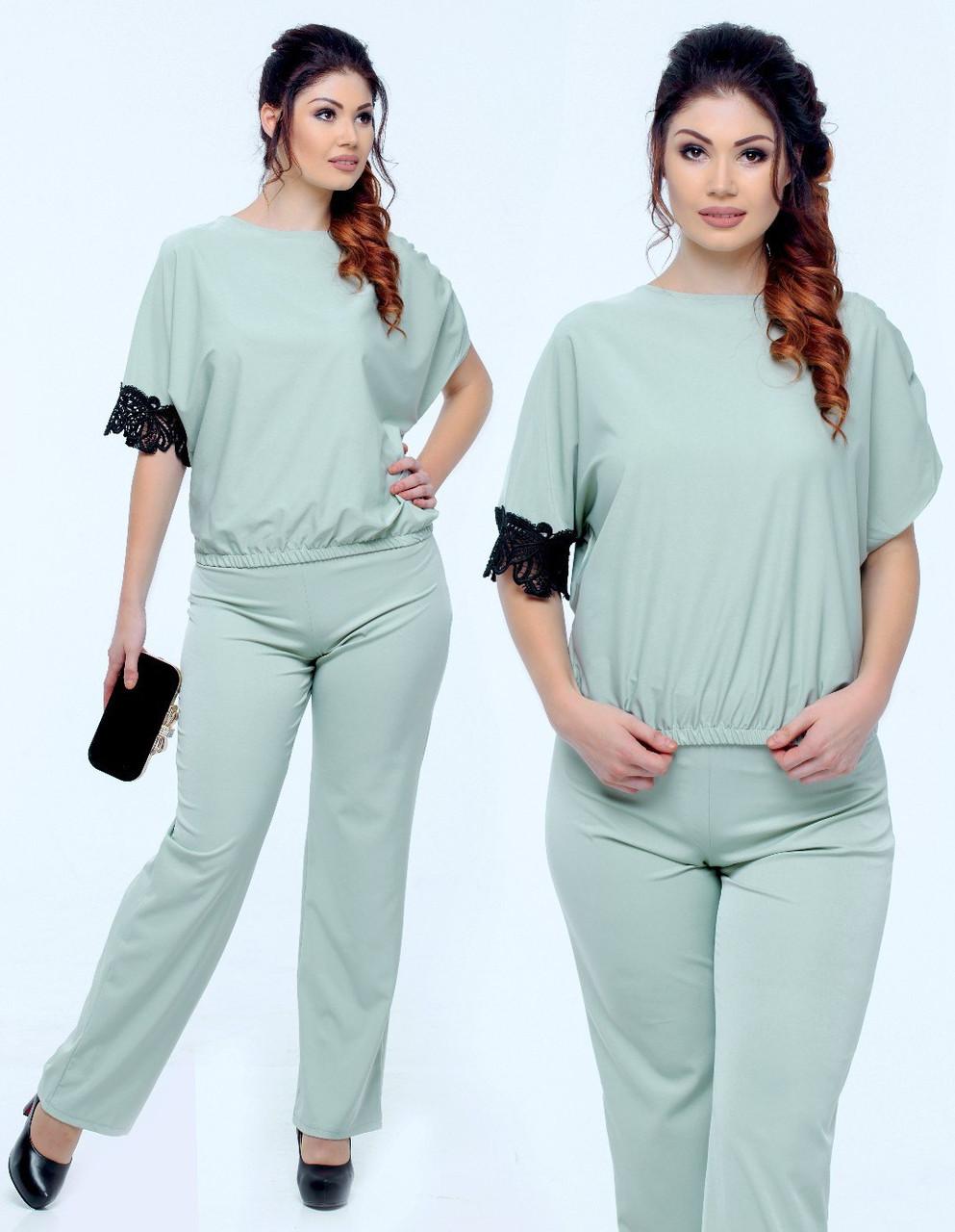 """Стильный костюм для пышных дам """" Армани """" Dress Code, фото 1"""