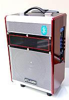 Акустическая система с микрофоном AT-Q8 (USB/Bluetooth/Аккумулятор)