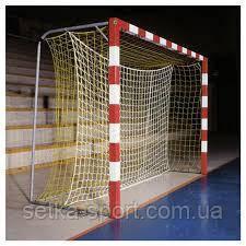 Гаситель на мини-футбольные ворота (футзал/гандбол) - Шнур 4,5 мм.
