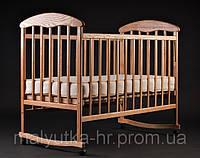 Детские кроватка Наталка ольха (светлая)