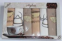 Кухонный набор полотенец Ayben (6 шт)